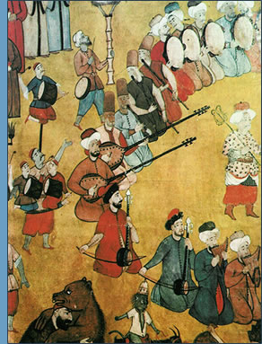 Traditional Ottoman Music Practice